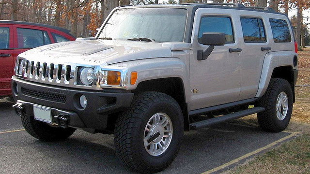 HUMMER Service and Repair | The Garage in Renton